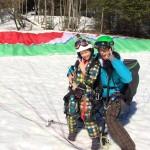 Paragliding-in-Chamonix